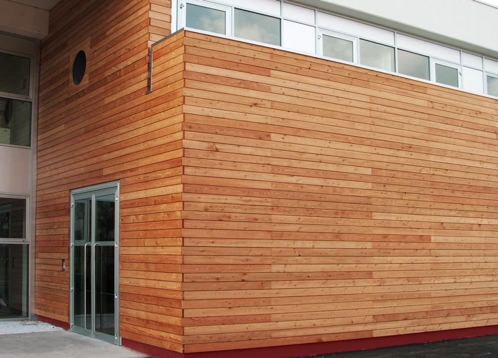 rivestimenti in legno rivestimento facciate